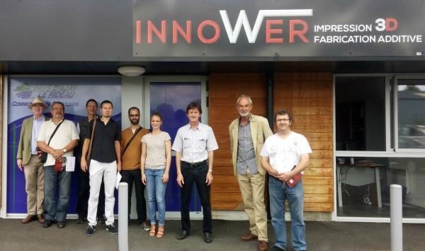 LE FUN LAB DE TOURS A INNOWER
