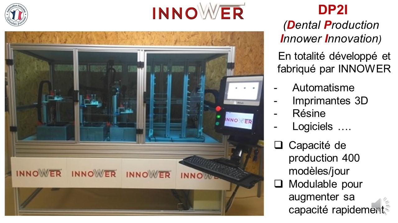 Dental Production Innower Innovation (DP2I) - 2