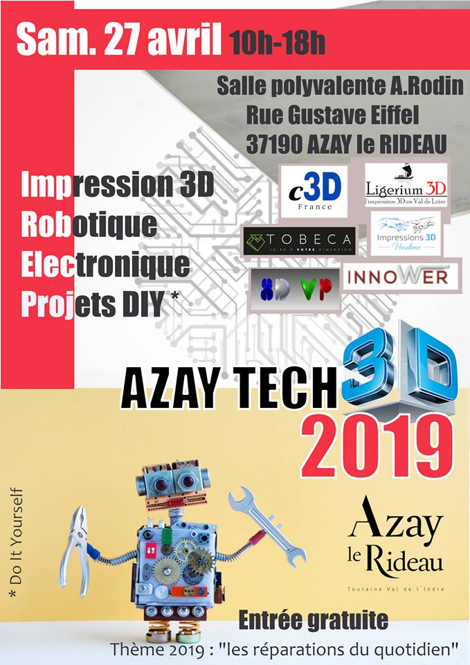 Azay Tech 3D - INNOWER