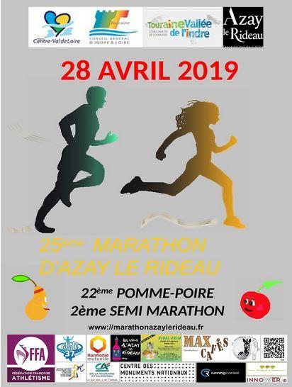 Marathon Azay le Rideau INNOWER